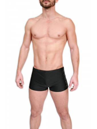 Boxer Brazilian Trunks Sport - Men in Black