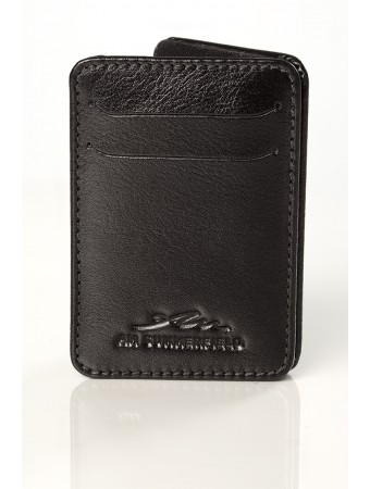 AM Summerfield Leather Card Holder