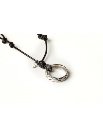 Neck Chain Tribal Ring AM Summerfield