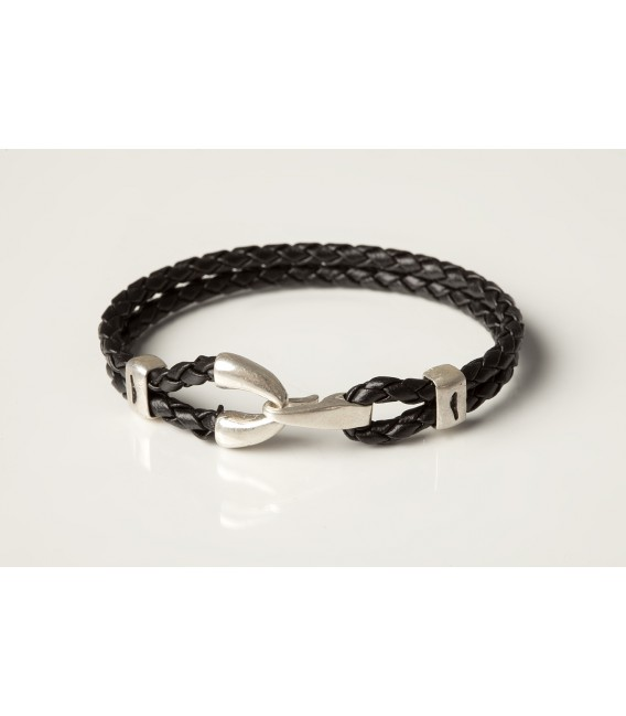 Infinite Leather Bracelet AM Summerfield