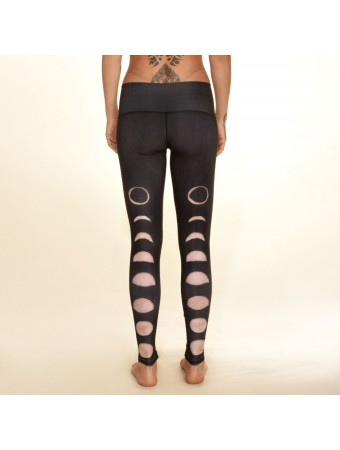 TEEKI - New Moon Black Hot Pant