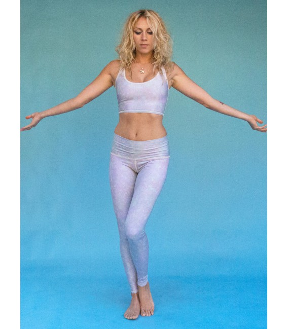 TEEKI - White Snake Opal Hot Pant